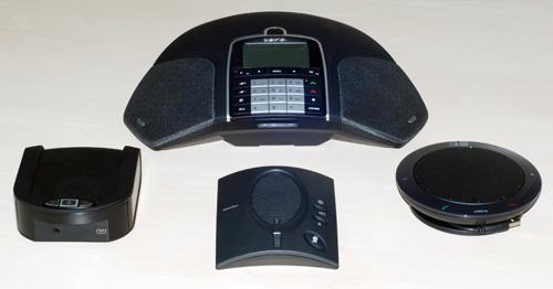 USB спикерфоны, конференц-телефоны и громкой связи